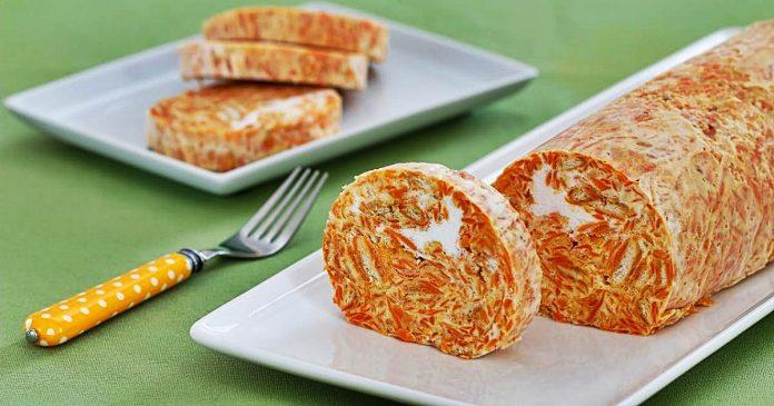 Havuçlu Mozaik Pasta Nasıl Yapılır