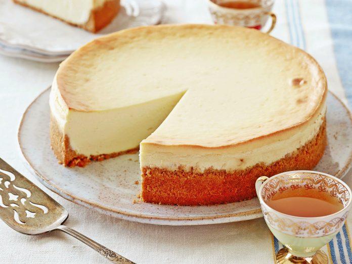 Tarçınlı Diyet Cheesecake Nasıl Yapılır