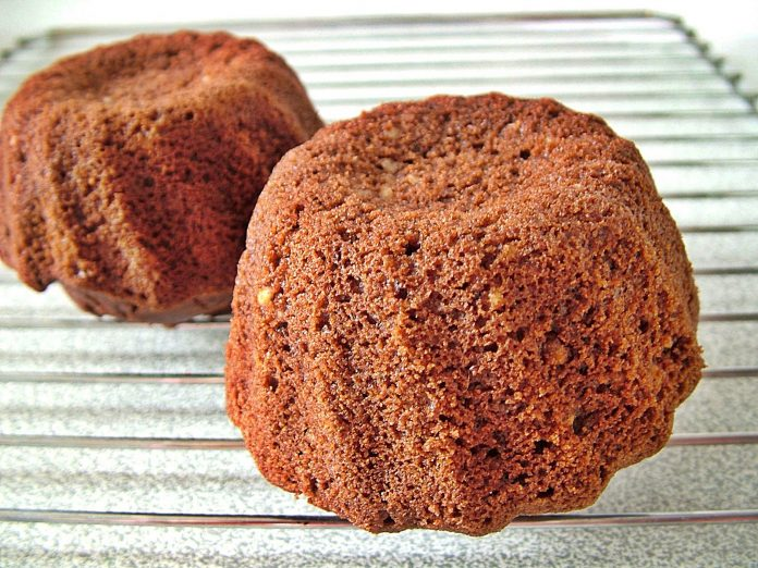Kakaolu Pamuk Kek